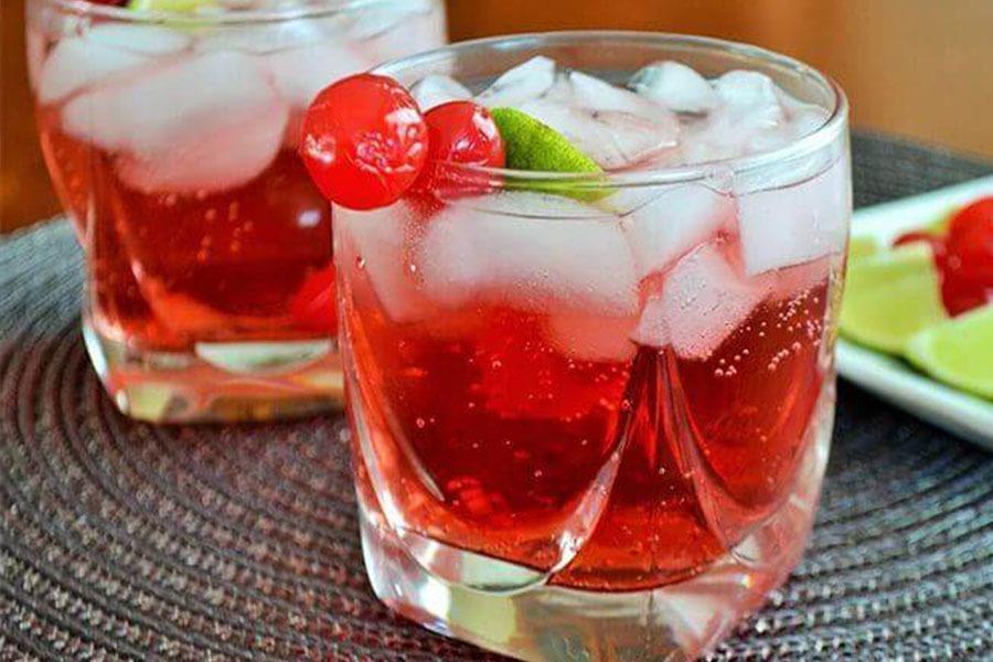 Безалкогольный коктейль Ширли Темпл