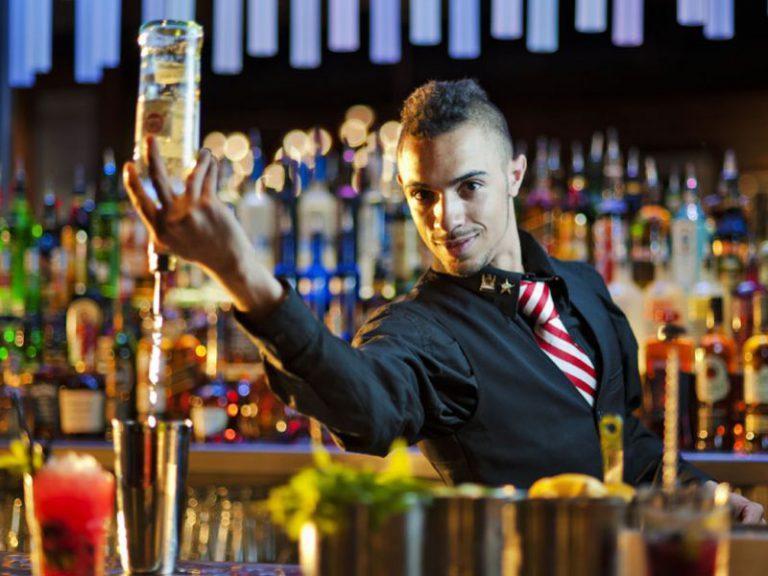 Бармен шоу в Москве. Одиночное и парное бармен шоу. Цены