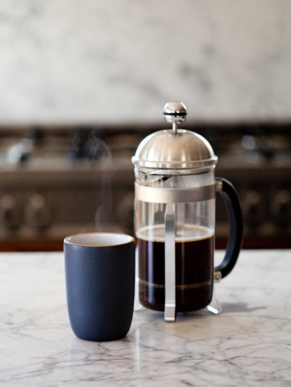 Готовим кофе вместе