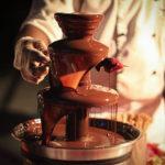 Шоколадные фонтаны на мероприятие