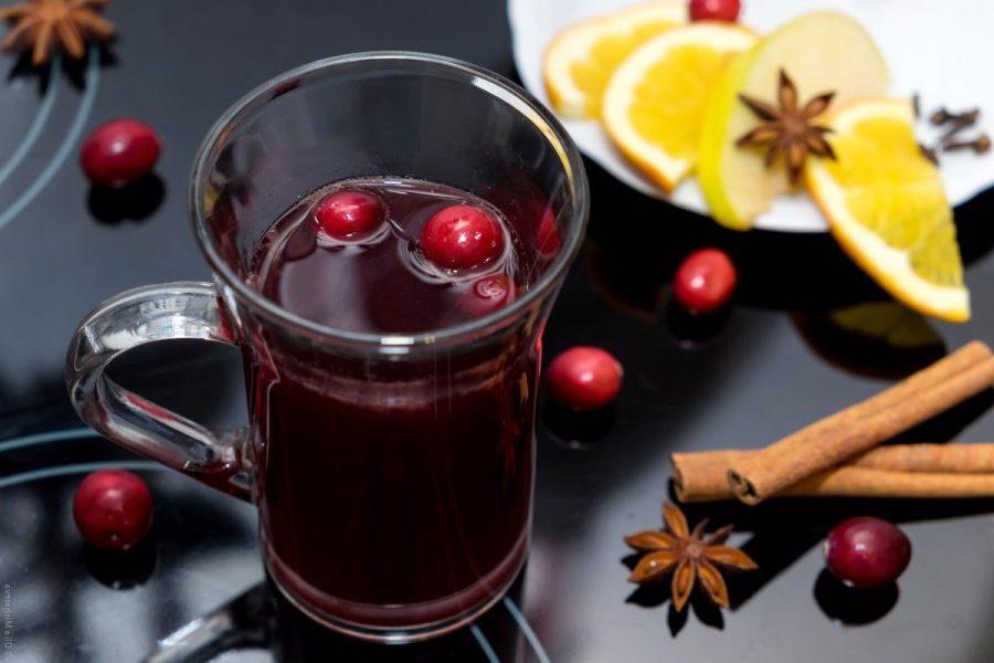 Как приготовить виноградный глинтвейн