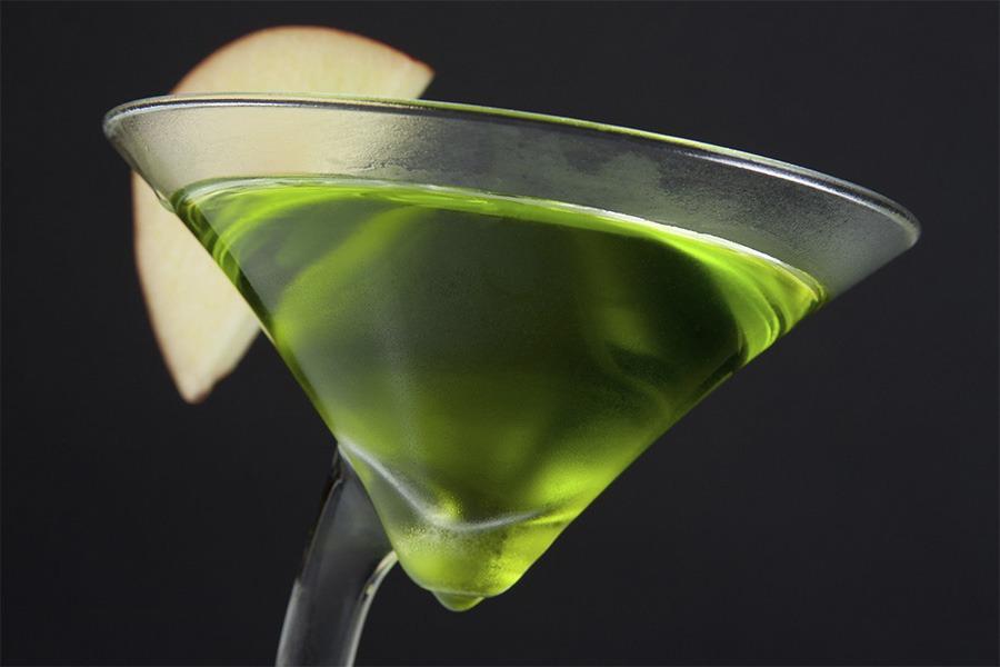 Коктейль - Яблочный Мартини