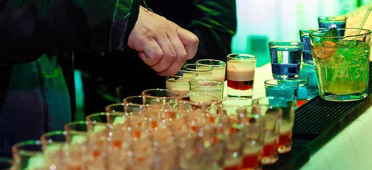 Мастер класс по коктейлям в Москве цена