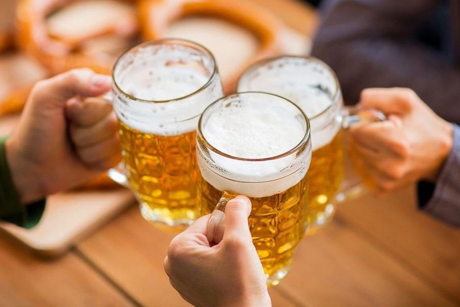 Пиво и золотая середина