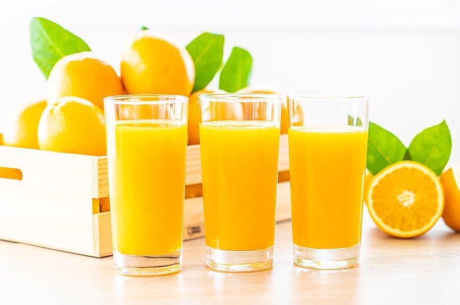 Польза апельсинового фреша