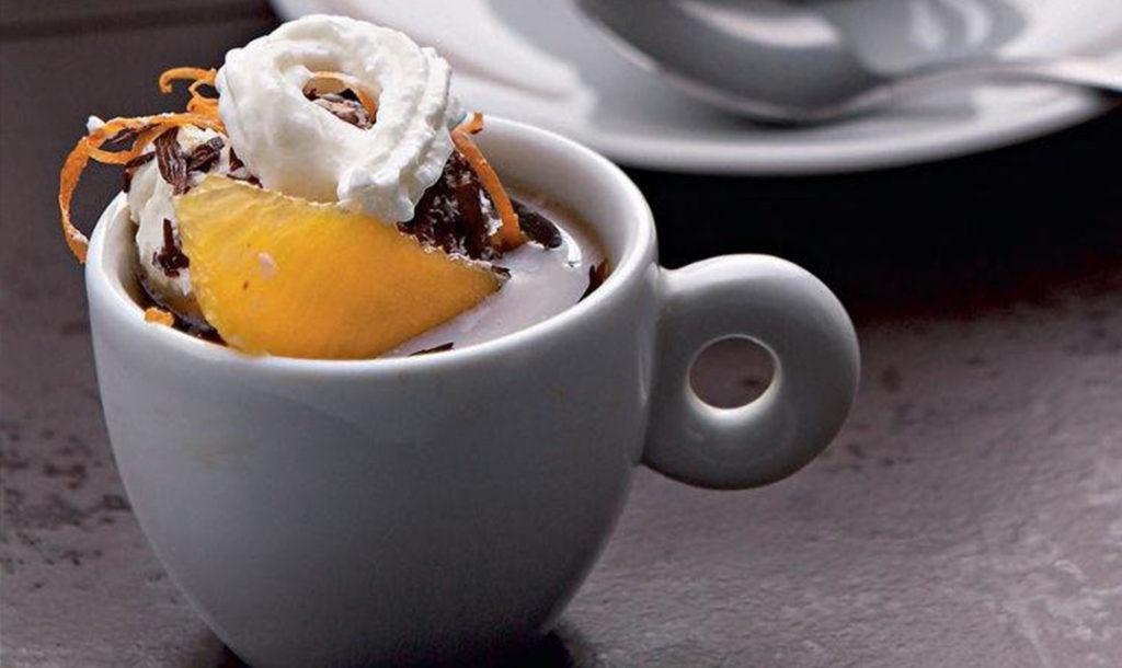 Рецепт кофе Борджиа