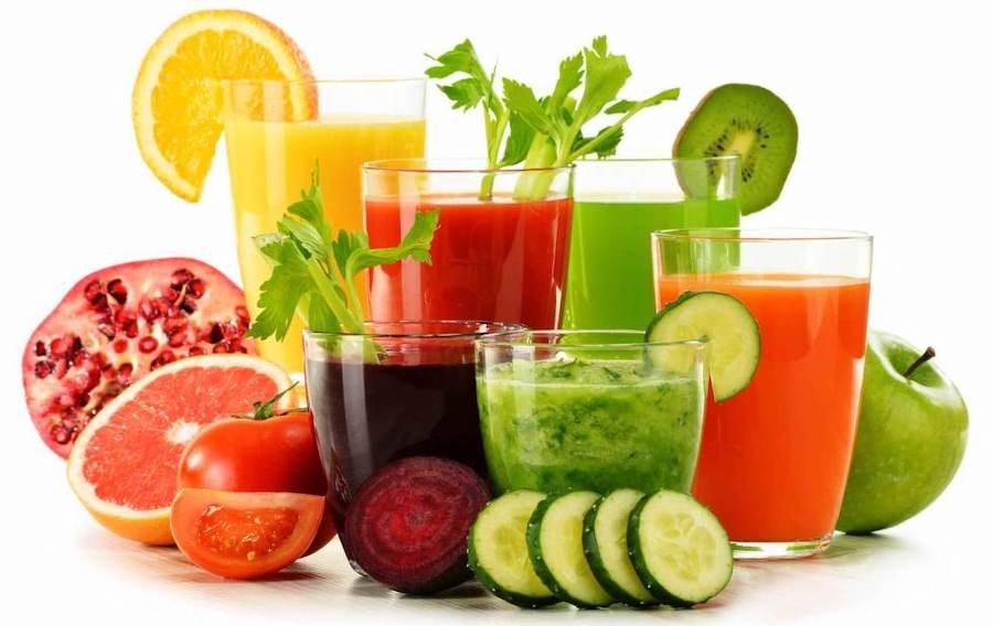 Сколько минералов и витаминов в овощных соках