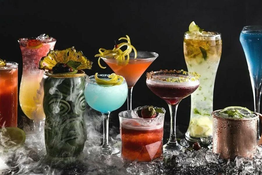 ТОП 10 коктейлей мира