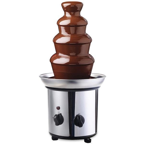 Выбираем домашний шоколадный фонтан