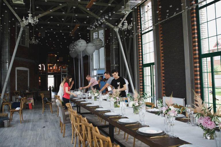 Заказать выездной ресторан на свадьбу